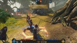 скриншоты Panzar