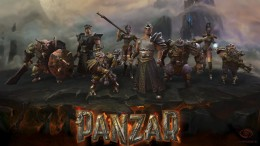 Panzar_title_screen