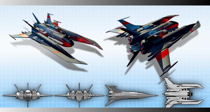 Дизайн Darkorbit