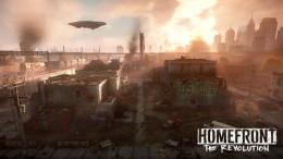 «Игровой мир является полностью динамическим, развивающимся, где все, что делает игрок влияет на окружение вокруг него и на людей, которые населяют этот мир».  Релиз Homefront: The Revolution появится на платформах PlayStation 4, Xbox One, PC, Linux и Mac — сообщает Gamebomb.ru. Игра появится в продаже в 2015 году.