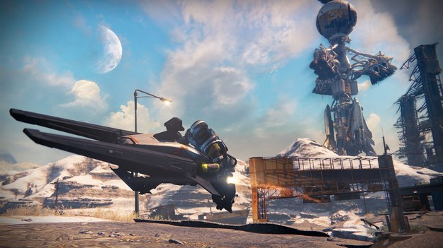 Компания Activision выступила за релиз игры Destiny на РС