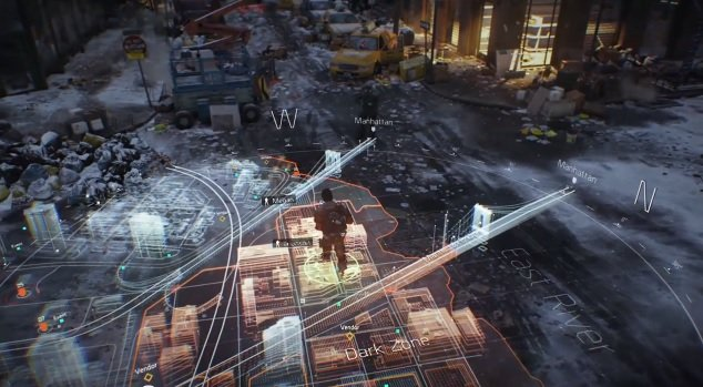 Tom Clancy's The Division | Геймплей- E3 2014