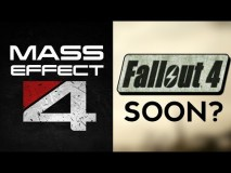 FALLOUT 4 and MASS EFFECT 4