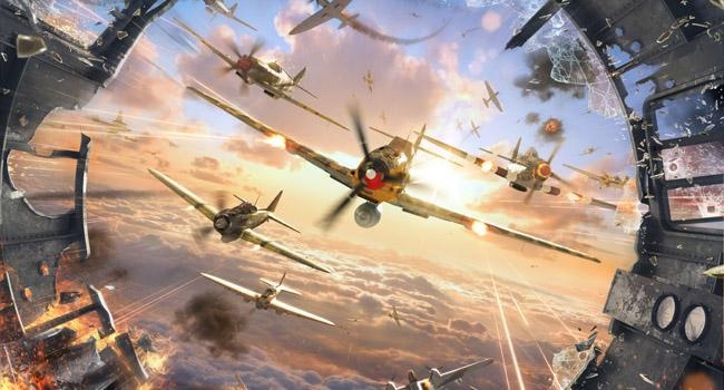 World of Warplanes E3 2014