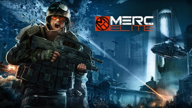 Merc Elite: бесплатная игра-боевик в жанре MOBA