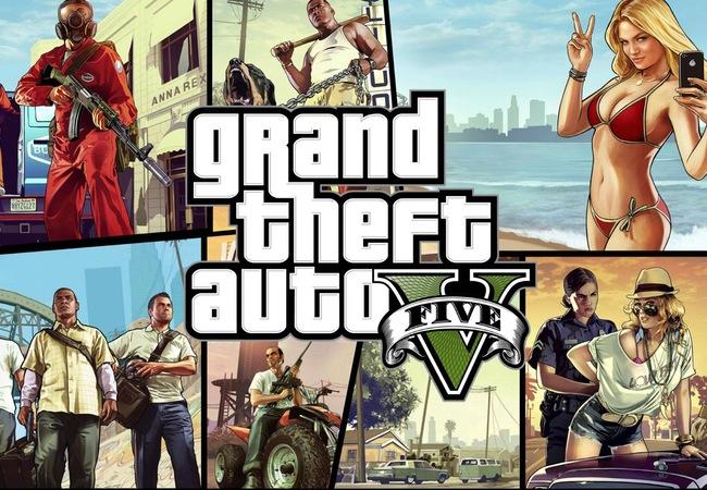 GTA 5 дата релиза осень 2014