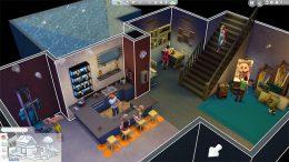 Алгоритм запуска игры The Sims 4