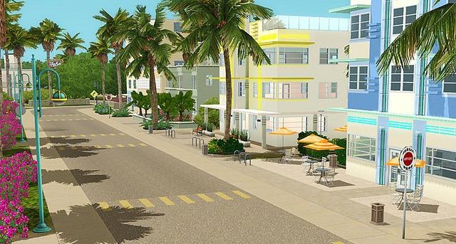 Рорин Хайтс – новая локация в игре The Sims 3