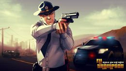 шериф покоряте ГТА