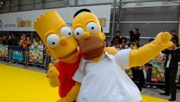 Гомер появился среди лучших бейсболистов