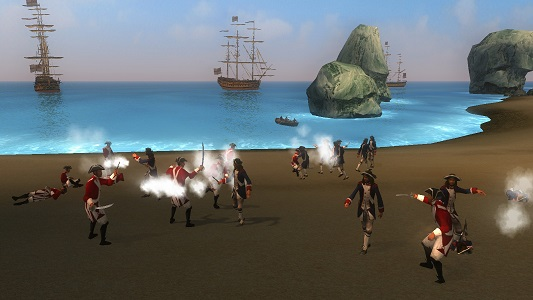 Корсары New Pirates играть онлайн бесплатно без регистрации и смс