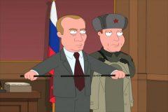 Украина попыталась задеть Россию гифкой из «Симпсонов»