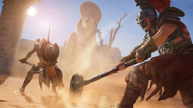 Assassin's Creed играть онлайн прямо сейчас