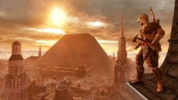 Assassin's Creed Origins в реальности