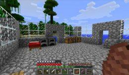 Вокруг да около Minecraft