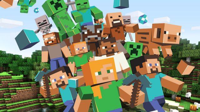 Minecraft   одна из самых успешных и масштабных игр