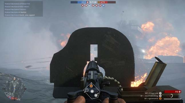 Новый этап развития Battlefield 1