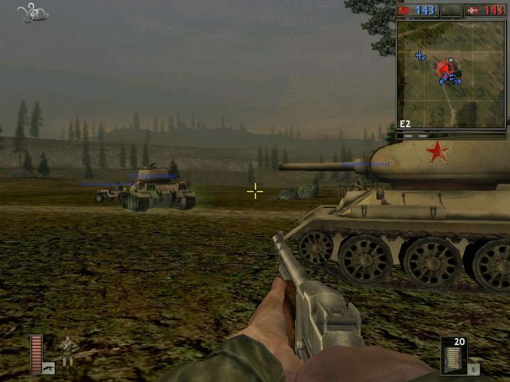 Обновления для Battlefield 1942