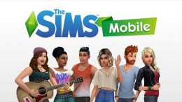 Аудитория в The Sims 4 и дата выхода The Sims Mobile