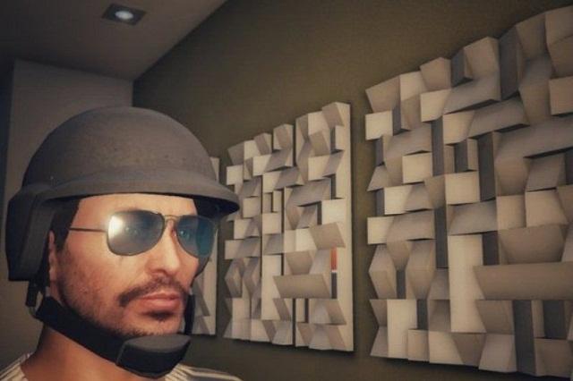 Волгоградец сотворил увиденное в GTA 5 панно за 18 часов