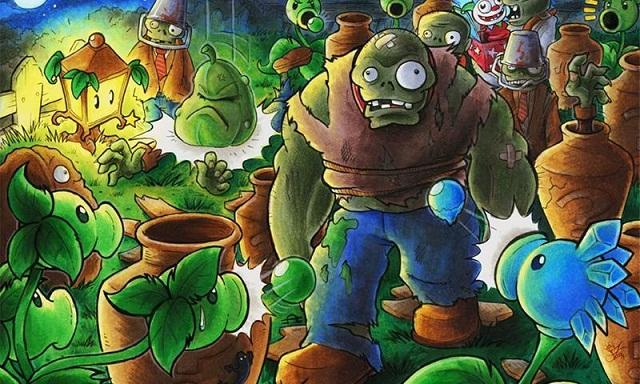 Зомби против Растений 2 обзор