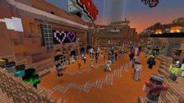 В Minecraft пройдет музыкальный фестиваль