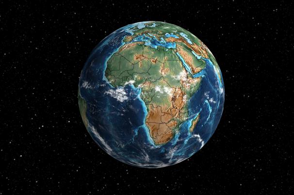 Игроки Minecraft воссоздали Землю в масштабе 1:1